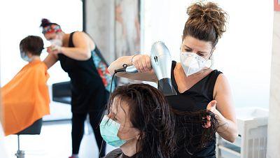 Salones de peluquería y estética piden una reducción del IVA para afrontar la pandemia
