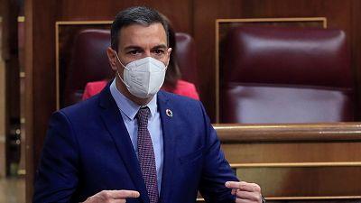 """Sánchez acusa al PP de """"deslealtad"""" y de """"usar"""" la crisis migratoria en Ceuta para """"derribar al gobierno"""""""