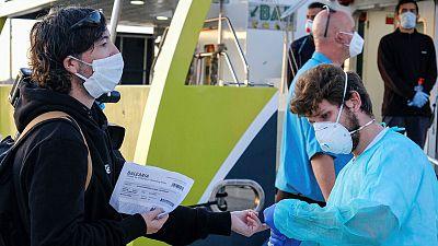¿Qué se sabe de los ranking mundiales de test de coronavirus?