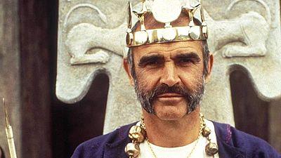 Sean Connery, la estrella que reinó tres décadas, en 10 películas