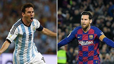 La segunda marcha atrás de Leo Messi: Selección argentina y FC Barcelona