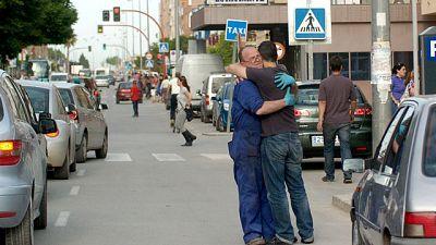 Un doble terremoto en Lorca deja al menos ocho muertos, 100 heridos y 10.000 evacuados