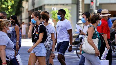 Madrid y las dos Castillas, epicentro de la pandemia en España, según el estudio de seroprevalencia