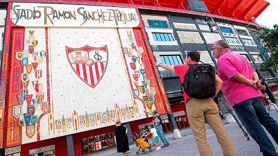 Sevilla-Betis: un 'Gran Derbi' de alto riesgo en el regreso de la Liga tres meses después