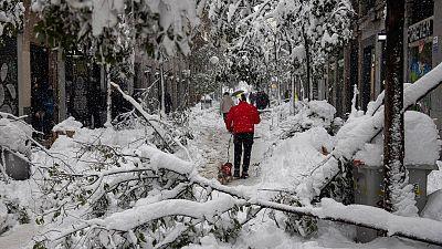 ¿Qué implica la declaración de una zona catastrófica? ¿En qué situaciones puede pedirse?