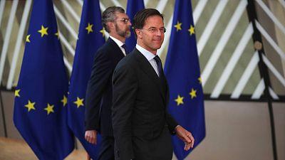 Holanda enfría las aspiraciones de España al exigir que las ayudas del plan de recuperación se aprueben por unanimidad