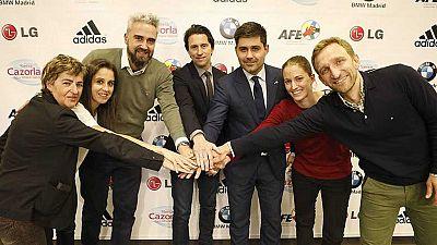 Sindicatos y clubes firman el primer convenio colectivo para las futbolistas