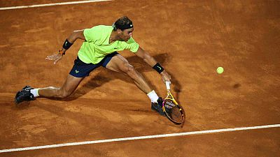 Nadal empezará Roland Garros ante un rival inédito, el bielorruso Gerasimov