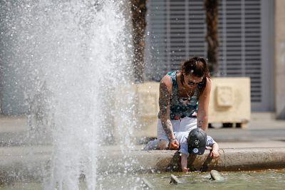 Un tercio de las muertes asociadas al calor se deben al cambio climático