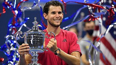 Thiem remonta dos sets ante Zverev y se proclama campeón del US Open