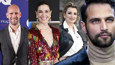 Todos los concursantes de 'Masterchef Celebrity': Estos son los favoritos...¡vota por el tuyo!