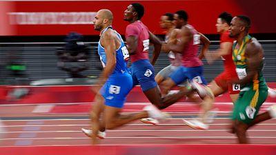 El italiano Marcell Jacobs hace historia al ganar el oro olímpico en los 100 metros