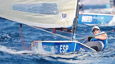 Joan Cardona, un medallista olímpico con el mar en la sangre