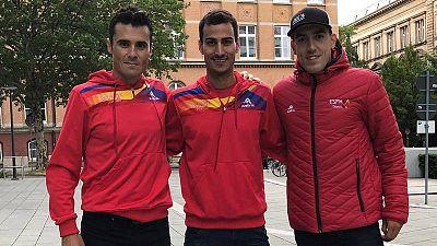 El triatlón español, optimista ante el ciclo olímpico y opciones de medalla en Tokio 2021
