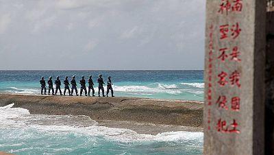 """El Tribunal de La Haya niega que China tenga """"derechos históricos"""" en las islas del Mar de China Meridional"""