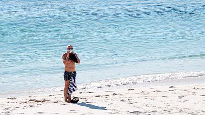 El turismo cierra el peor año de la historia con 18,9 millones de visitantes extranjeros, un 77% menos