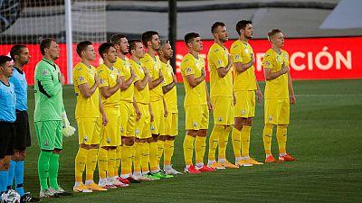 Ucrania, próximo rival de España, anuncia dos contagiados en Covid-19 antes de su amistoso contra Francia