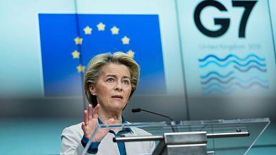 La UE apoya a EE.UU. y pide investigar el origen de la pandemia del coronavirus
