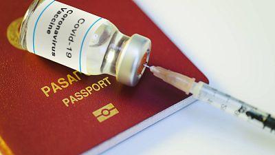 Los líderes de la UE preparan un 'certificado de vacunación' para el verano