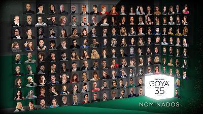 Cómo y dónde ver en directo la gala de los premios Goya