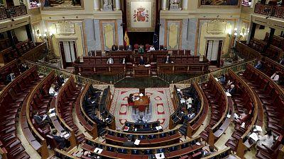 Sánchez saca adelante la quinta prórroga del estado de alarma con fisuras en el bloque de la investidura