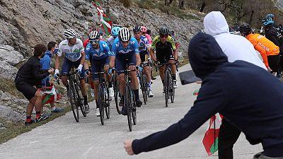 La primera semana de la Vuelta, en cinco claves