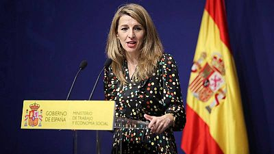 Pablo Iglesias propone a Yolanda Díaz como candidata de Unidas Podemos a las elecciones generales