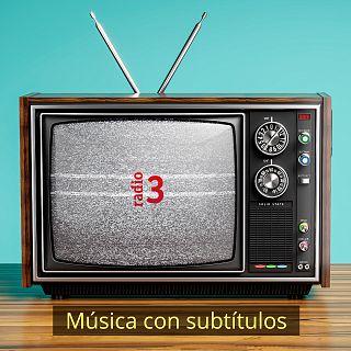 """""""Música con subtítulos"""", con Elena Gómez y Ricardo Aguilera"""