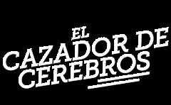 Logotipo de 'El cazador de cerebros'