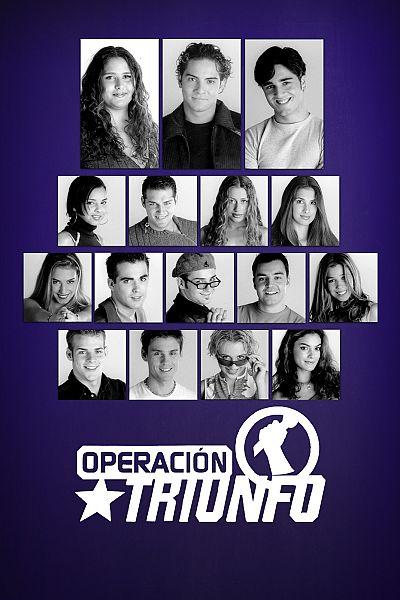 Operación Triunfo 2001
