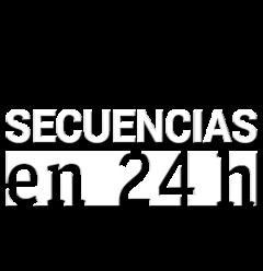 Logotipo de 'Secuencias en 24H'