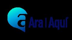 Logotipo de 'Ara i aquí'