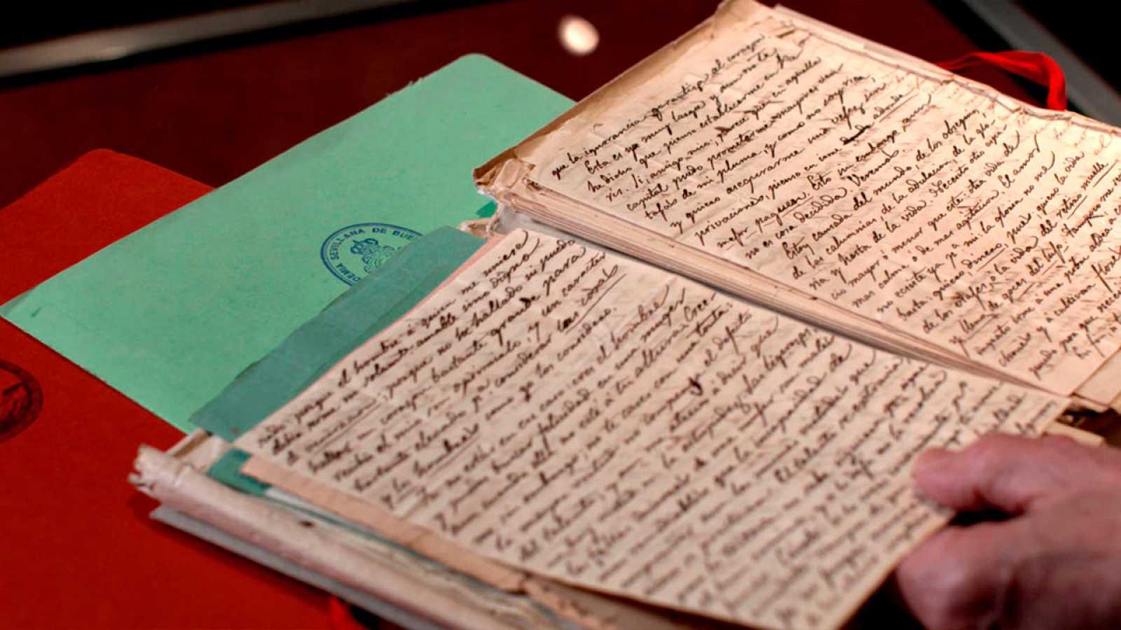 Cartas en el tiempo