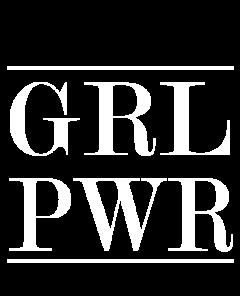 Logotipo de 'GRL PWR'