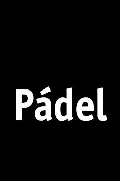 Logotipo de 'Pádel'
