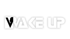 Logotipo de 'Wake up'