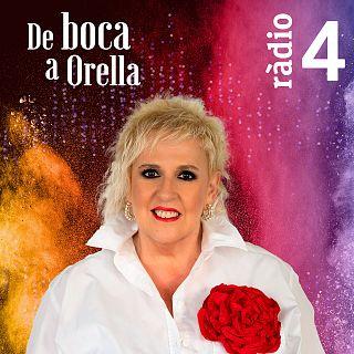 De boca a orella a Ràdio 4 con Sílvia Tarragona