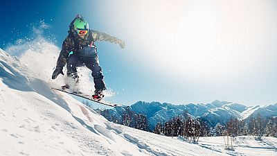 Snowboard FIS World Cup Magazine