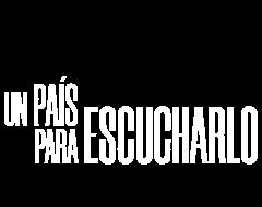 Logotipo de 'Un país para escucharlo'