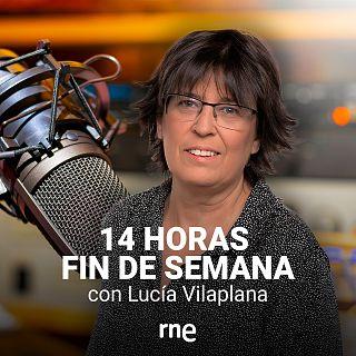 """""""14 Horas Fin de Semana"""", con Carlos Nuñez"""