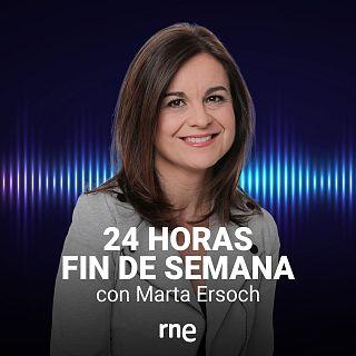 """""""24 Horas Fin de Semana"""", con"""