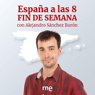 """""""España a las 8 Fin de Semana"""", con"""