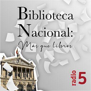 Biblioteca Nacional: Más que libros con Ángela Nuñez