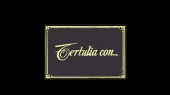Logotipo de 'Tertulia con'