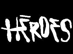 Logotipo de 'Héroes'