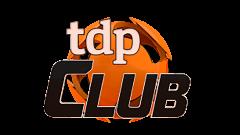 Logotipo de 'TDP Club'