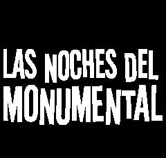 Logotipo de 'Las noches del Monumental'