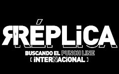 Logotipo de 'Réplica Internacional'
