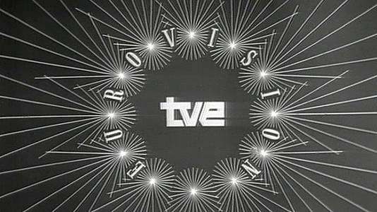 Festivales de Eurovisión en el Archivo de RTVE