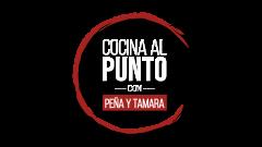 Logotipo de 'Cocina al punto con Peña y Tamara'